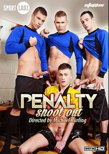 Penalty Shoot Out, starring Paul Walker, Skylar Blu, Luke Desmond, Jordan Fox, Liam Martin, Tristan Wood, Dan Broughton, Billy Rubens, Jake Kelvin and Johnny Castle, produced by Staxus.