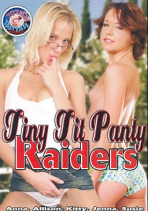 Tiny Tit Panty Raiders, starring Annabelle Lee, Allison Wyte, Susie, Jenna and Kitty Marie, produced by Totally Tasteless Video.