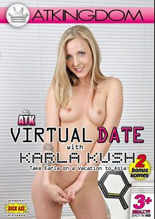 ATK Virtual Date With Karla Kush, starring Karla Kush, produced by Amateur Teen Kingdom and Kick Ass Pictures.