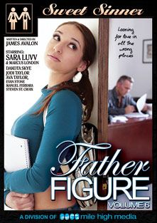 Father Figure 6, starring Sara Luvv, Ava Taylor, Dakota Skye, Jodi Taylor, Marcus London, Manuel Ferrara, Steven St. Croix and Evan Stone, produced by Sweet Sinner and Mile High Media.
