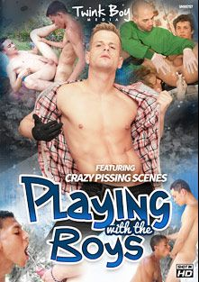 Playing With The Boys, produced by Twink Boy Media.