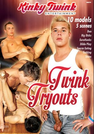Twink Tryouts, produced by Kinky Twink Entertainment.