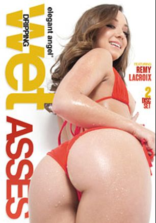 Dripping Wet Asses Part 2, starring Remy LaCroix, Cocoa Dawn, Holly Michaels, Brooklyn Lee, Jynx Maze, Lizz Tayler, Nikki Sexx, Jada Stevens, Tori Black, Ava Rose, Tiffany Mynx, Kimberly Kane and Caroline Pierce, produced by Elegant Angel Productions.