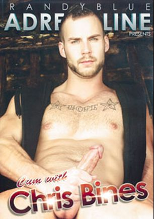 Cum With Chris Bines, starring Chris Bines, Grant Fisher, Christian Sharp, Jordan Levine, Marcel Cruz, Trent Davis and Paul Wagner, produced by Randy Blue.