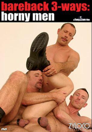 Bareback 3-Ways: Horny Men, produced by ZyloCo.