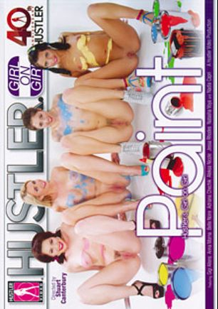 Girl On Girl Paint, starring Gigi Allens, Anastasia Morna, Belle Noire, Adriana Chechik, Natasha Voya, Nadia Capri, Jessa Rhodes and Aleksa Nichole, produced by Hustler.