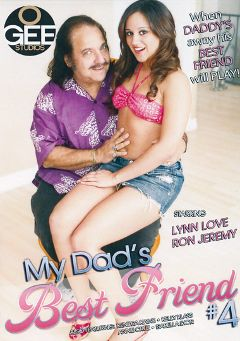 "Adult entertainment movie ""My Dad's Best Friend 4"" starring Lynn Love, Kelly Klass & Kendra Kaine. Produced by O Gee Studios."