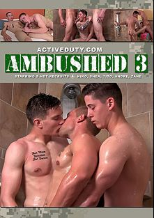 Ambushed 3, starring Shea (m), Tito, Niko, Zane and Andre, produced by Active Duty.