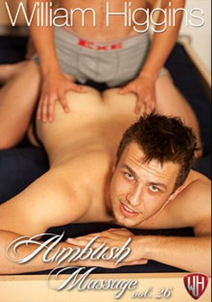 Ambush Massage 26, starring Ivan Petera, Kamil Svoboda, Tomas Zadany, Borek Sokol, Adam Rupert and Sven Larsson, produced by William Higgins.