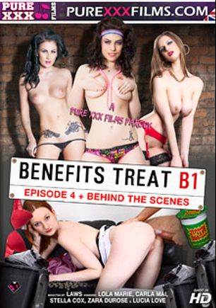 Benefits Treat B1 Episode 4, starring Stella Cox, Zara Du Rose, Lola Marie, Carla Mai, Casey Fragile, Charlie Spitz, Billy Wood, Max Deeds, Luke Hardy, Lucia Love, Luke Hot Rod, Cleo Summers, Ryan Ryder, Big Johnny, Holly White and Becky *, produced by Purexxxfilms.