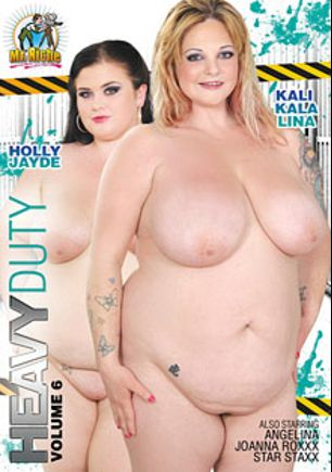 Heavy Duty 6, starring Holly Jade, Kali Kala Lina, Angelina (BBW), Joanna Rockxxx and Star Staxx, produced by Mr. Niche.