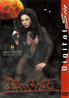 "Adult entertainment movie ""Bloodrite"" starring Jewel De'Nyle, Steve Jagger & Andre Madness. Produced by Digital Sin."
