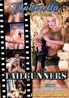 "Adult entertainment movie ""Tailgunners"" starring Rebecca Steel, Debi Diamond & Kimberly Kane. Produced by Cinderella-Lost Footage."