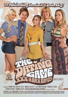 "Adult entertainment movie ""The Dating Game XXX: A Porn Parody"" starring Penny Pax, Anikka Albrite & Dahlia Sky. Produced by Vivid Entertainment."