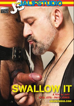 Swallow It, starring Alfa Jota and Paco Jones, produced by Jalif Studio.