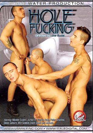 Hole Fucking, starring Franco Gold, Junior D., Peter Shadow, Master Guard, Dave Graham, Win Soldier, Dark Devil and Alfredo, produced by White Water Productions.