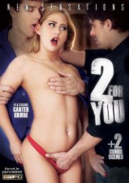 "Featured Category - Threeway presents the adult entertainment movie ""2 For You""."