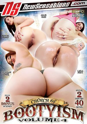 Straight Adult Movie Church Of Bootyism 4