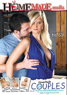 Home Made Couples 24, starring Mary, Shayla Green, Anastasia and Laura, produced by Homemade Media.