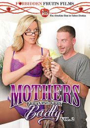 """Just Added presents the adult entertainment movie """"Mothers Behaving Very Badly 2""""."""