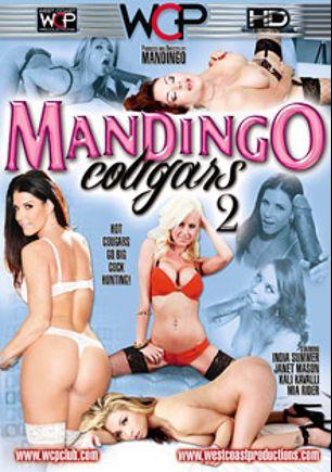 Mandingo Cougars 2, starring Kali Kavalli, Mia Rider, Janet Mason, India Summer and Mandingo, produced by Mandingo and West Coast Productions.