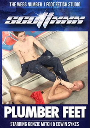 Plumber Feet, starring Edwin Skykes and Kenzie Mitch, produced by ScottXXX.