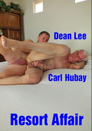 Resort Affair, starring Dean Lee and Carl Hubay, produced by Hot Dicks Video.