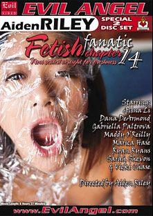 Fetish Fanatic 14, starring Alina Li, Ryan Ryans, Gabriella Paltrova, Marika Hase, Maddy O'Reilly, Sarah Shevon, Vicki Chase and Dana DeArmond, produced by Belladonna Entertainment and Evil Angel.