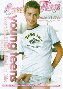 Young Teens, starring Dexter, Charles, Jude, Blake, Kai, Frankie, Alex and Jamie, produced by Vimpex Gay Media.
