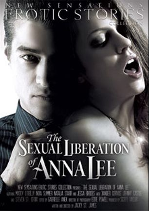 The Sexual Liberation Of Anna Lee, starring India Summer, Natalia Starr, Jessa Rhodes, Maddy O'Reilly, Xander Corvus, Johnny Castle and Steven St. Croix, produced by New Sensations.