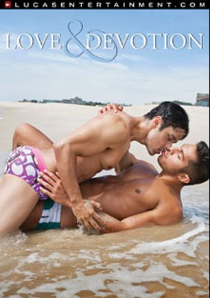 Love And Devotion, starring Vito Gallo, Rafael Alencar, Seth Santoro, Justin Cruise, Tyler Wolf, Jessy Ares, Jed Athens, Trenton Ducati, Micah Brandt and Derek Parker, produced by Lucas Entertainment.