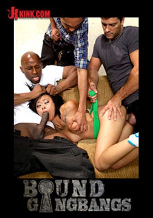 Bound Gangbangs: The Pledge: Sorority Initiation Featuring Krissie Dee's First Gangbang, starring Krissie Dee, Bobby Bends, Mickey Mod, Prince Yahshua, Ramon Nomar and Mr. Pete, produced by Kink.