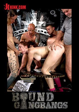 Bound Gangbags: Road Trippin' - Featuring Melody Jordan's First GangBang, starring Melody Jordan, Owen Gray, Rob Blu, Barry Scott, Mr. Pete and Mark Davis, produced by Kink.
