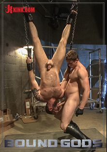 Bound Gods: Rogue Cop And The Hairy Biker, starring John Parker and Connor Maguire, produced by KinkMen.