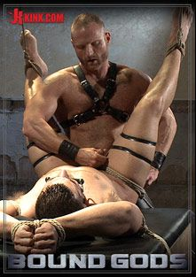 Bound Gods: Bound Body Builder, starring Alan Ladd and Marcus Ruhl, produced by KinkMen.