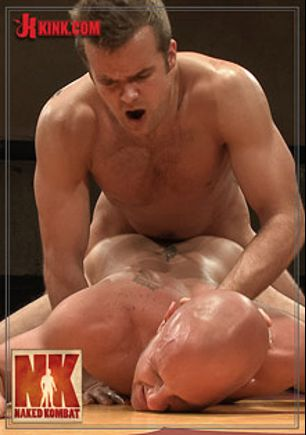 Naked Kombat: Connor The Pulverizer Patricks VS Chase The Champ, starring Jonathan Michaels and Connor Patricks, produced by KinkMen.