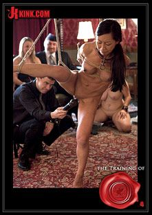 The Training Of O: Tia Ling, Day Four, starring Tia Ling, produced by Kink.