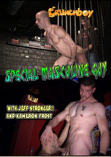 Special Masculine Guy, starring Karl Sensual, Jeff Stronger, Kameron Frost and Tony Axel, produced by Crunchboy.fr.