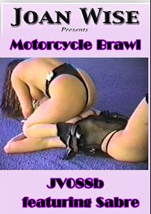 Motorcycle Brawl, starring Sabre, produced by Joan Wise.