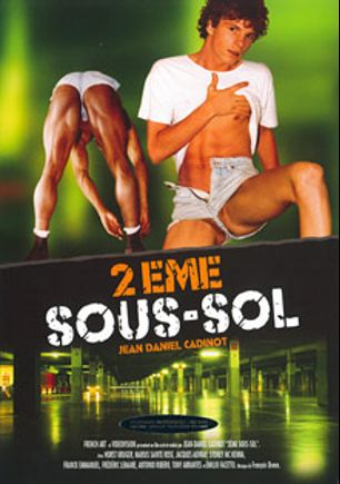 2 Eme Sous-Sol, starring Franck Emmanuel, Emilio Facetto, Tony Abrantes, Antonio Ribero, Jacques Auvray, Horst Kruger, Marius St. Rose, Frederic Lemaire and Sydney McKenna, produced by Cadinot-Fr and CiteBeur.