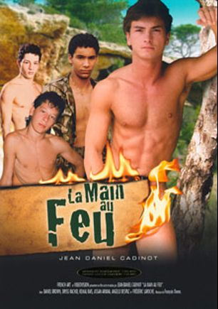La Main Au Feu, starring Driss Rachid, Assan Ariana, Angelo Despaz, Danny Brown, Kemal Rais and Frederic Laroche, produced by Cadinot-Fr and CiteBeur.