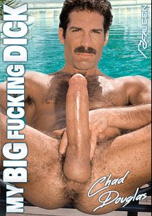 My Big Fucking Dick: Chad Douglas, starring Chad Douglas, Lance (m), Leigh Erickson, Brad Mitchell, Kevin Williams, Jeff Quinn and Cory Monroe, produced by Falcon Studios Group and Falcon Studios.