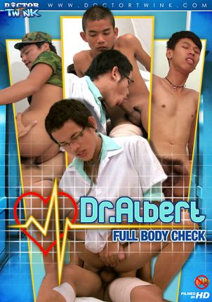 Gay Adult Movie Dr. Albert Full Body Check