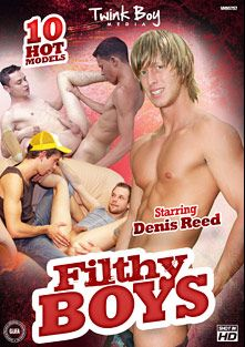 Filthy Boys, starring Denis Reed, produced by Twink Boy Media.