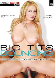 "Featured Studio - Explicit Empire presents the adult entertainment movie ""Big Tits Bouncing""."