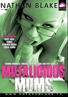 Milfalicious Moms, starring Jessica Moore, Sarah Simon, Daisy Rock, Winnie and Cameron Cruise, produced by Nathan Blake Productions, Sunset Media and Gothic Media.