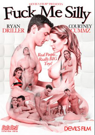 Fuck Me Silly, starring Abby Cross, Courtney Cummz, Cameron Bay, Alex Chance, Kaylee Hilton, Nikki Daniels, Ryan Driller, Jennifer White and Coco Ono Velvet, produced by Devils Film and Devil's Film.