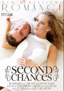 Second Chances, starring Carter Cruise, Chad White, Jessa Rhodes, Logan Pierce, Brendon Miller and Allie Haze, produced by New Sensations.