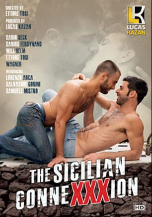 The Sicilian Connexxxion, starring Dario Beck, Darius Ferdynand, Lorenzo Arca, Samuele Mistro, Salvatore Gorini, Ettore Tosi, Will Helm and Wagner Vittoria, produced by Lucas Kazan Productions.