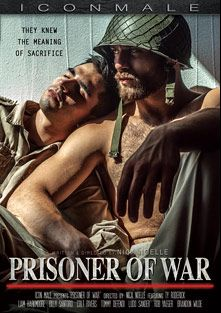 Prisoner Of War, starring Liam Harkmoore, Ty Roderick, Ludo Sander, Colt Rivers, Billy Santoro, Rob Yaeger, Brandon Wilde and Tommy Defendi, produced by Iconmale and Mile High Media.